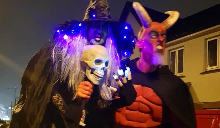 Halloween Entertainers in Dublin and Kildare