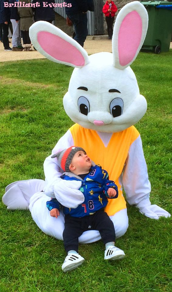 BE Easter Bunny 172